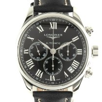 Longines Steel 44mm Automatic L2.693.4 pre-owned