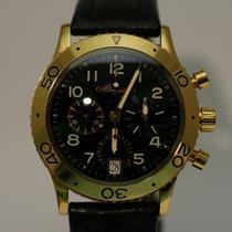 Breguet Type XX - XXI - XXII Желтое золото Черный