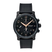 Montblanc Timewalker Carbon 43mm Black Arabic numerals United States of America, California, Upland