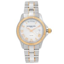 Raymond Weil Parsifal Steel 39mm Silver Roman numerals United States of America, New York, NYC