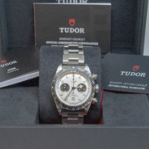 Tudor Black Bay Chrono Steel 41mm White United States of America, Mississippi, Brandon