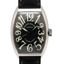 Franck Muller Steel 32mm Automatic 5850CASA pre-owned
