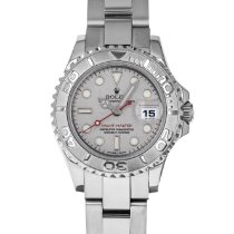 Rolex Yacht-Master Steel 29mm Silver No numerals United States of America, Maryland, Baltimore, MD
