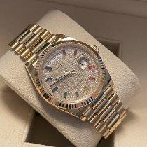 Rolex Day-Date 36 Yellow gold 36mm Champagne No numerals United Kingdom, Gateshead