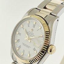 Rolex Datejust 31 usados 31mm Blanco Fecha Acero y oro