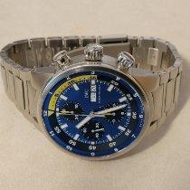 IWC Aquatimer Chronograph Steel 44mm Blue No numerals United States of America, Colorado, Lyons