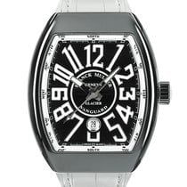 Franck Muller Steel 44mm Automatic V45 SCDT  ACBC pre-owned