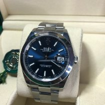 Rolex Datejust 126300 Good Steel 41mm Automatic The Philippines, Makati City