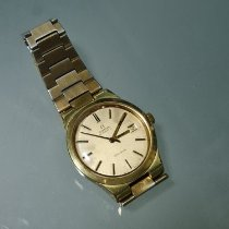 Omega Gold/Steel 36mm Automatic 166.0173 pre-owned Singapore, SINGAPORE