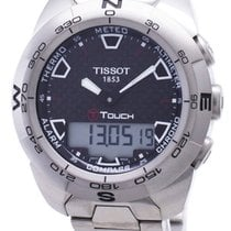 Tissot T-Touch Expert Titanium 43mm Black