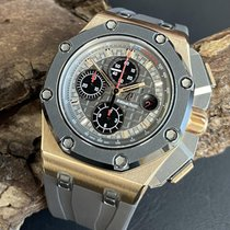Audemars Piguet Royal Oak Offshore Chronograph 26568OM.OO.A004CA.01 Muy bueno Oro rosa 44mm Automático