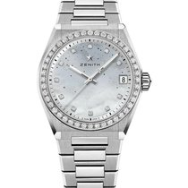 Zenith Women's watch Defy 36mm Automatic new Watch with original box and original papers