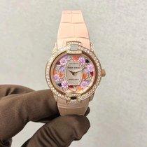 Roger Dubuis Velvet Pозовое золото 36mm Перламутровый