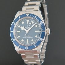 Tudor Black Bay Fifty-Eight Staal 39mm Blauw Nederland, Maastricht