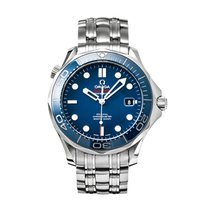 Omega Seamaster Diver 300 M 212.30.41.20.03.001 Very good Steel 41mm Automatic