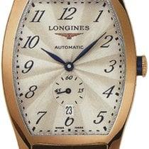 Longines Evidenza Rose gold 38mm Silver Arabic numerals United States of America, California, Moorpark