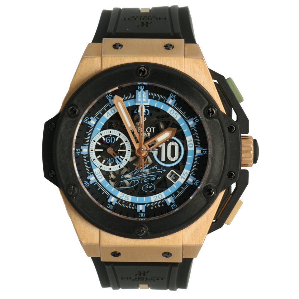 Hublot King Power 716.OM.1129.RX.DMA12 pre-owned