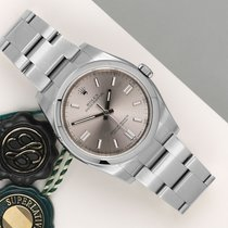 Rolex Oyster Perpetual 36 Staal 36mm Grijs Nederland, Maastricht