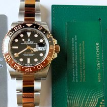 Rolex 126711CHNR Gold/Stahl 2021 GMT-Master II 40mm neu Deutschland, Eltville