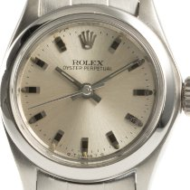 Rolex Oyster Perpetual 26 Stål 26mm Silver