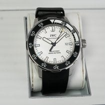 IWC Aquatimer Automatic 2000 Steel 44mm White United States of America, New Jersey, Englewood