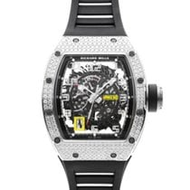 Richard Mille RM 030 new 2021 Automatic Watch with original box and original papers RM030 WG