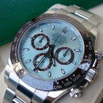 Rolex Daytona Platinum Blue