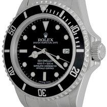 Rolex Sea-Dweller 4000 Steel 40mm Black No numerals United States of America, Texas, Dallas