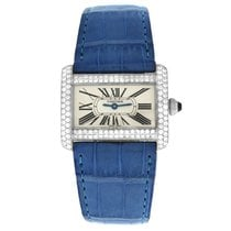 Cartier Tank Divan Steel 31mm White Roman numerals United States of America, New York, New York