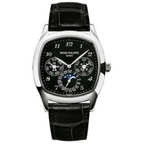 Patek Philippe White gold 37mm Automatic 5940G-010 new