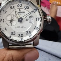 Corum Steel 46mm Automatic 082.830.20 pre-owned India, Hyderabad