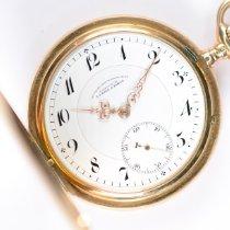 A. Lange & Söhne Uhr gebraucht 1920 Gelbgold 49mm Römisch Handaufzug Nur Uhr