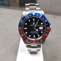 Rolex GMT-Master 16750 Very good Steel 40mm Automatic