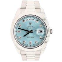 Rolex Day-Date II Platinum United States of America, New York, New York