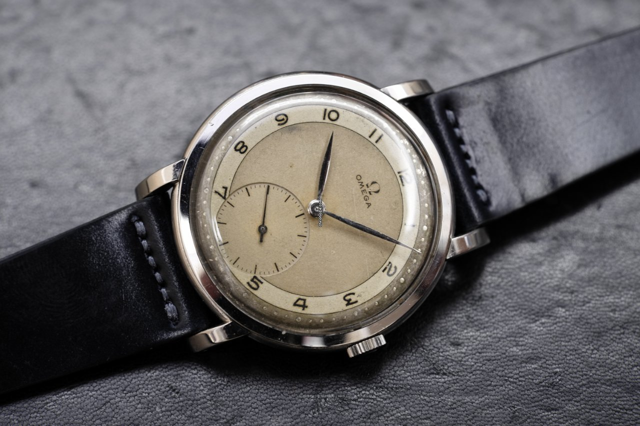 Omega 2544 1947 pre-owned