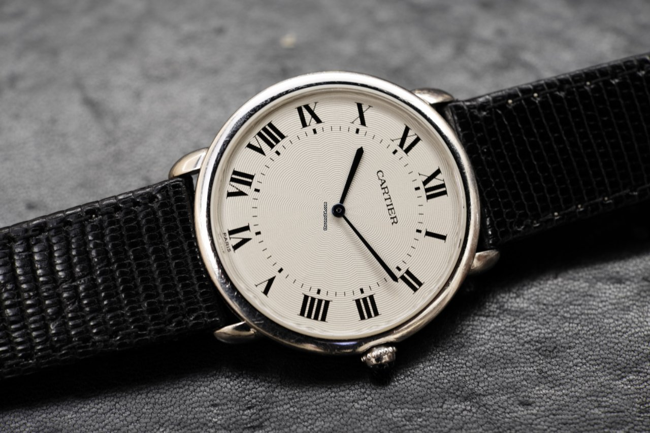 Cartier 1970 pre-owned