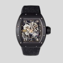 Richard Mille Carbon 49.5mm RM035 RG TZP pre-owned United States of America, New York, New York