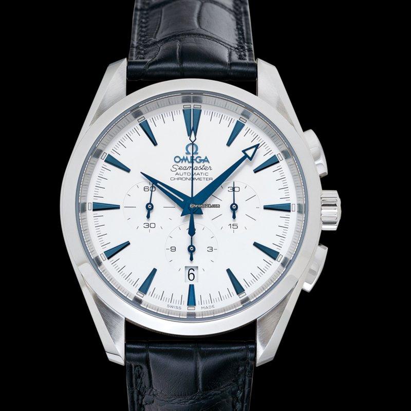 Omega Seamaster Aqua Terra 2812.30.31 2021 new