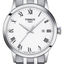 Tissot Classic Dream Сталь 42mm Белый