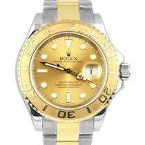 Rolex Yacht-Master 40 Gold/Steel 40mm Champagne United States of America, New York, Lynbrook