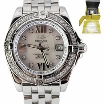 Breitling Galactic 32 Steel 32mm Mother of pearl United States of America, New York, Lynbrook