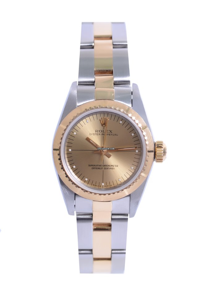 Rolex Oyster Perpetual 67243 1990 pre-owned