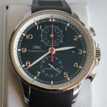 IWC Portuguese Yacht Club Chronograph IW390210 Muito bom Aço 45,4mm Automático Brasil, Consolação