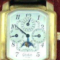 Glashütte Original подержанные Механические 43mm Cеребро Сапфировое стекло 3 атм