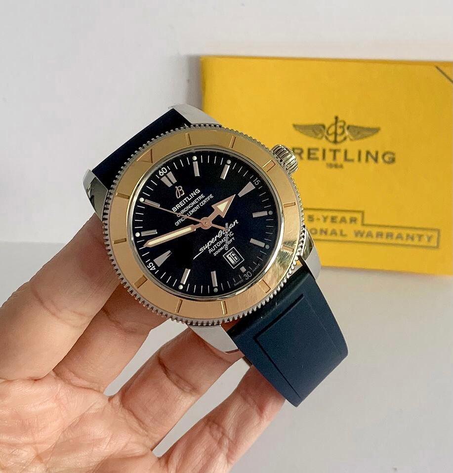 Breitling Superocean Heritage 46 U17320 2014 usado