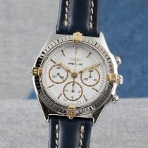 Breitling Callisto Gold/Steel 36mm White