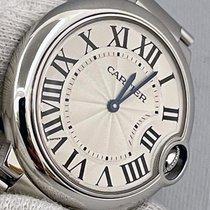 Cartier Steel 36mm Quartz W6920046 pre-owned