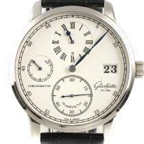 Glashütte Original Senator Chronometer Regulator neu 2021 Handaufzug Uhr mit Original-Box und Original-Papieren 1-58-04-04-04-04