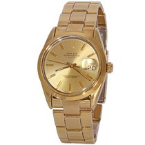 Rolex Oyster Perpetual Date Gold/Steel 34mm Champagne No numerals United States of America, Florida, Fort Lauderdale