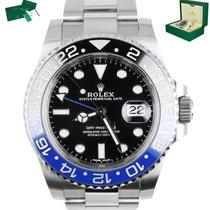 Rolex 116710BLNR Stål GMT-Master II 40mm brugt
